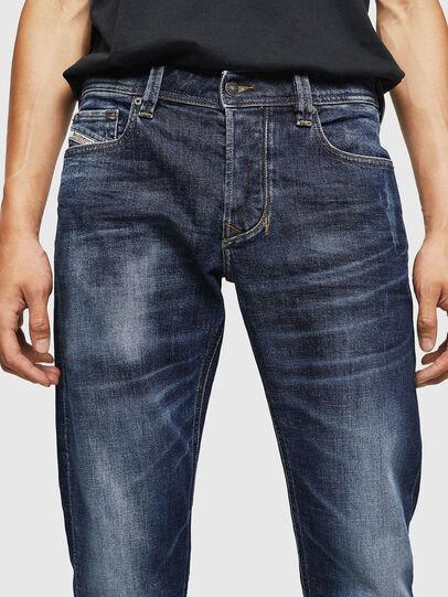 Diesel - Larkee-Beex 083AU, Blu Scuro - Jeans - Image 3