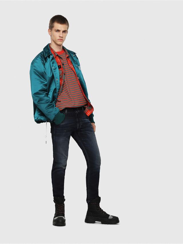 Diesel - Krooley JoggJeans 069DQ, Blu Scuro - Jeans - Image 5