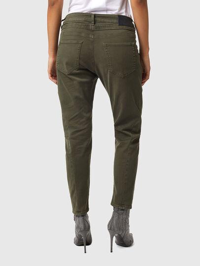 Diesel - Fayza JoggJeans® Z670M, Verde Militare - Jeans - Image 2