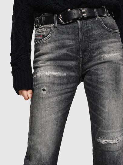 Diesel - Aryel 0095J, Nero/Grigio scuro - Jeans - Image 3