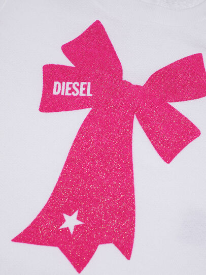 Diesel - SASHIAB, Bianco - Felpe - Image 3