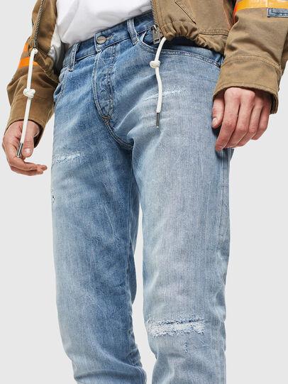 Diesel - D-Bazer 0095V, Blu Chiaro - Jeans - Image 3
