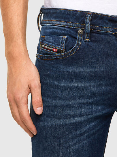 Diesel - Thommer 009MA, Blu Scuro - Jeans - Image 3