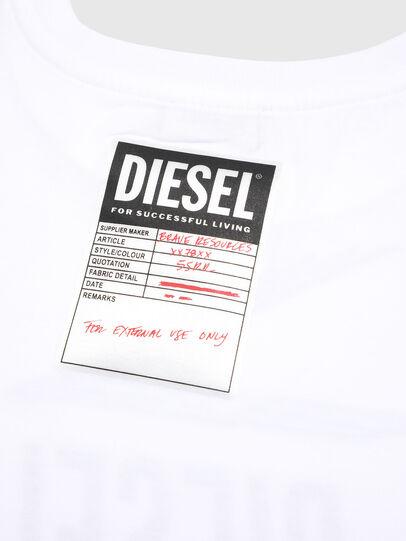 Diesel - TJTITA, Bianco - T-shirts e Tops - Image 3