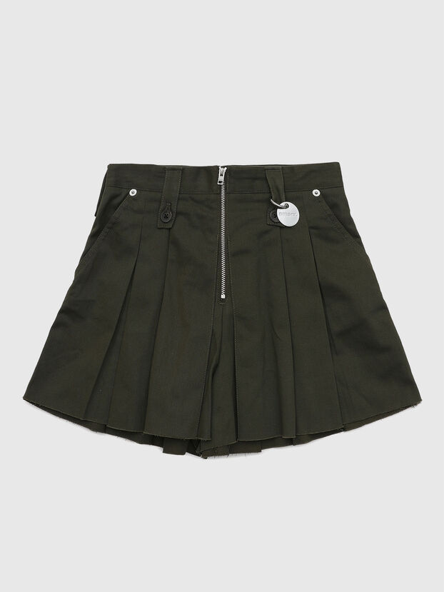 PEDEN, Verde Scuro - Shorts