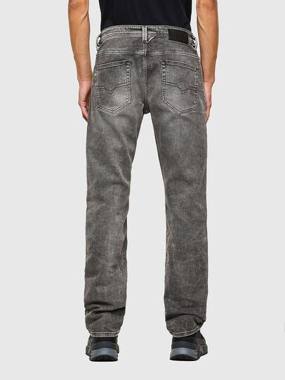 Diesel - Larkee 009KA, Grigio Chiaro - Jeans - Image 2