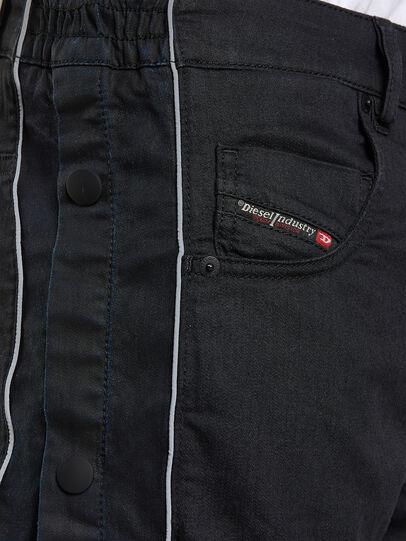 Diesel - KROOLEY JoggJeans® 0KAYO, Nero/Grigio scuro - Jeans - Image 3