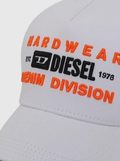 Diesel - FDIVISION, Bianco - Altri Accessori - Image 3