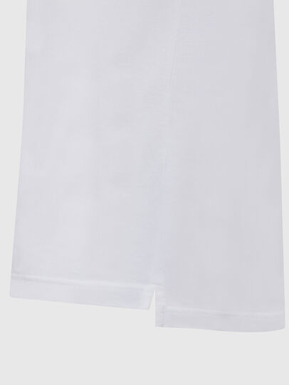 Diesel - T-RUBIN-POCKET-J1, Bianco - T-Shirts - Image 4