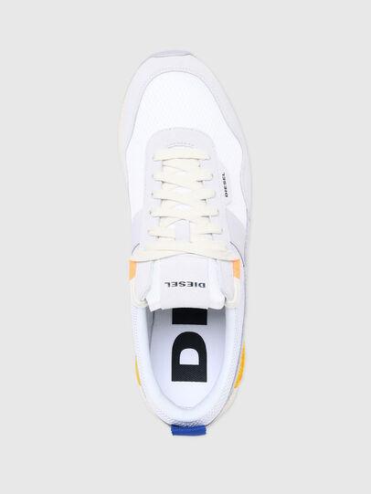 Diesel - S-KB LOW RUN, Bianco - Sneakers - Image 6