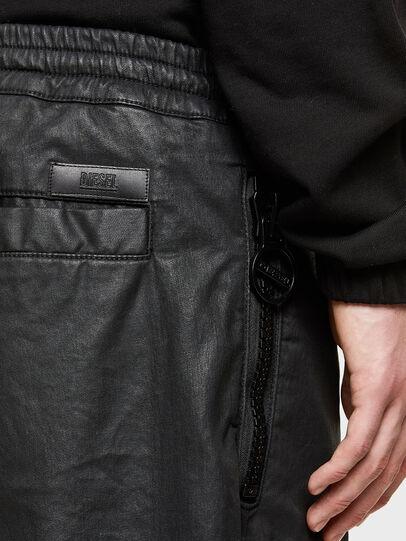 Diesel - D-HORTY-SP JOGGJEANS, Nero - Shorts - Image 3