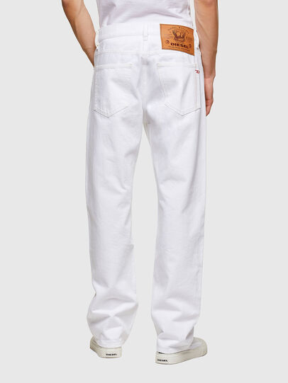 Diesel - D-Macs 0ABBY, Bianco - Jeans - Image 2