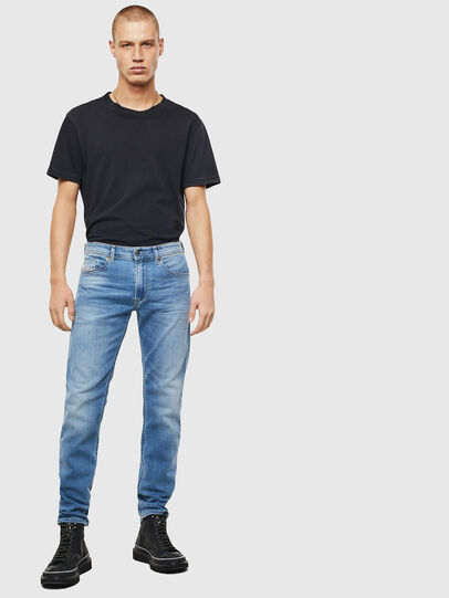 Diesel - Thommer 069MN, Blu Chiaro - Jeans - Image 5