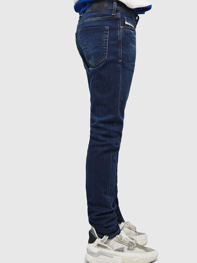 Diesel - Tepphar 083AT, Blu Scuro - Jeans - Image 5