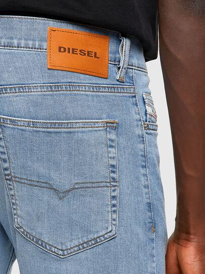 Diesel - D-Luster 009NX, Blu Chiaro - Jeans - Image 3