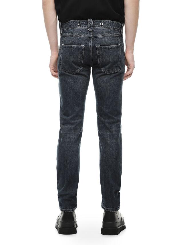 Diesel - TYPE-2905, Blu Scuro - Jeans - Image 2