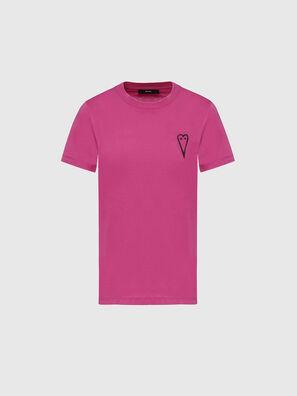 T-SILY-E50, Fucsia - T-Shirts