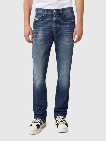 Diesel - D-Vocs 09A92, Blu medio - Jeans - Image 1