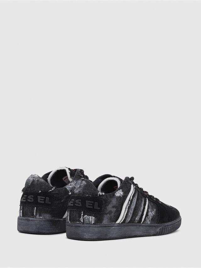 Diesel - S-MILLENIUM LC, Nero - Sneakers - Image 3