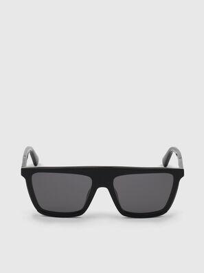 DL0323, Nero Brillante - Occhiali da sole