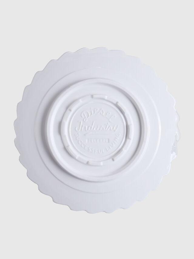 Living 10992 MACHINE COLLEC, Bianco - Piatti - Image 2