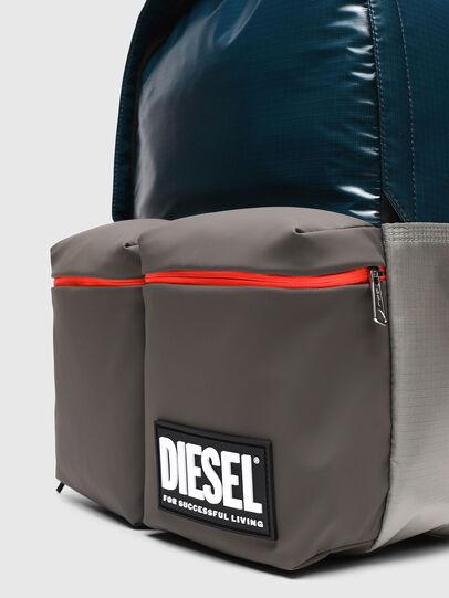 Diesel - BACKYO, Multicolor/Blu - Zaini - Image 7