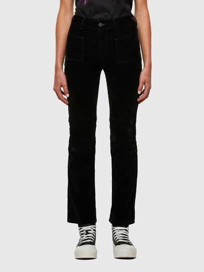 Diesel - D-Earlie JoggJeans® 069UJ, Nero/Grigio scuro - Jeans - Image 1