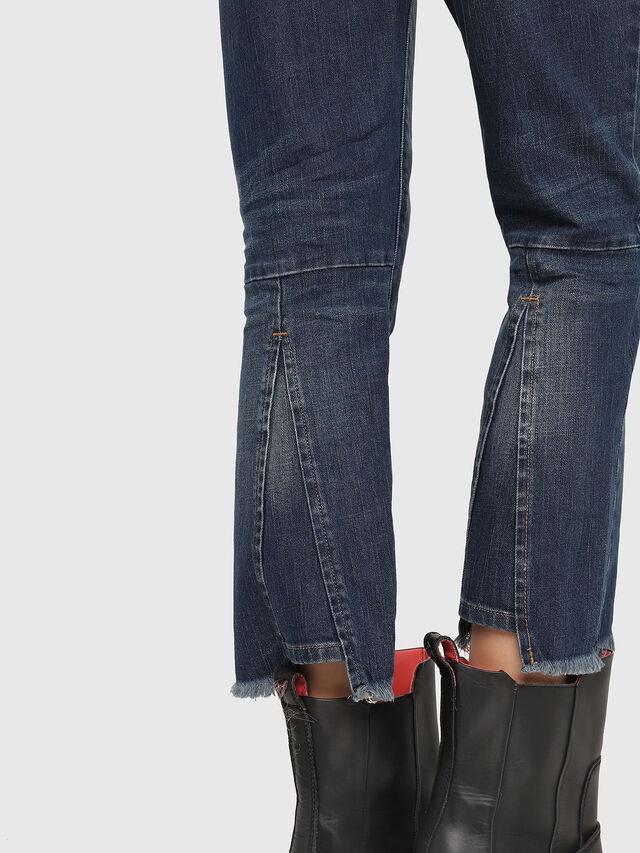 Diesel - D-Earlie 089AR, Blu Scuro - Jeans - Image 4