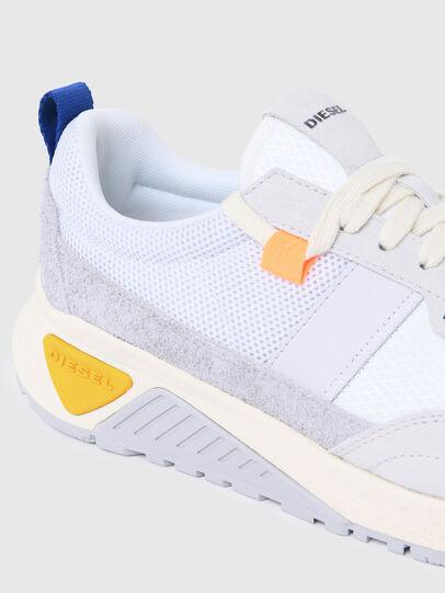 Diesel - S-KB LOW RUN, Bianco - Sneakers - Image 4