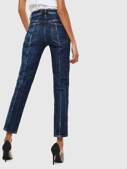 Diesel - D-Rifty 0092X, Blu medio - Jeans - Image 2