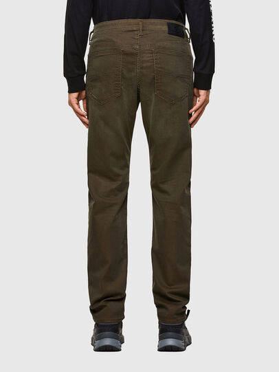 Diesel - Buster 0699P, Verde Militare - Jeans - Image 2