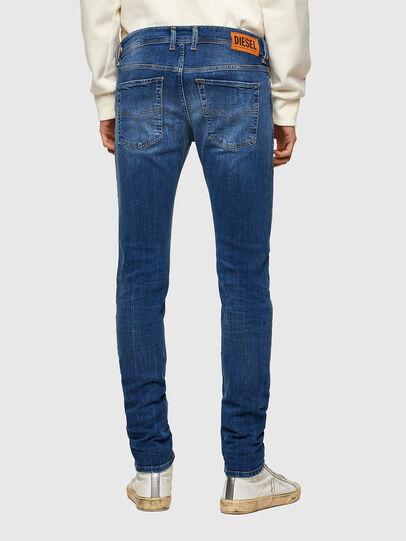 Diesel - Sleenker 009PK, Blu medio - Jeans - Image 2