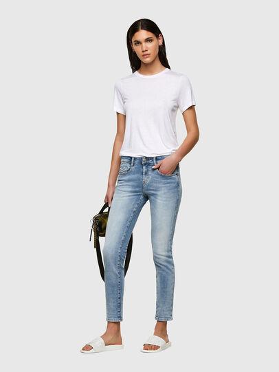 Diesel - D-Ollies JoggJeans® 069UX, Blu Chiaro - Jeans - Image 5