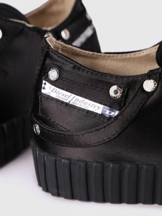 Diesel - S-EXPOSURE CLC W, Nero - Sneakers - Image 5