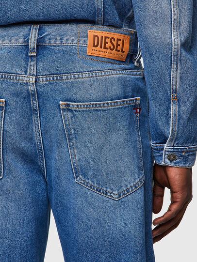 Diesel - D-Macs 009MG, Blu medio - Jeans - Image 4