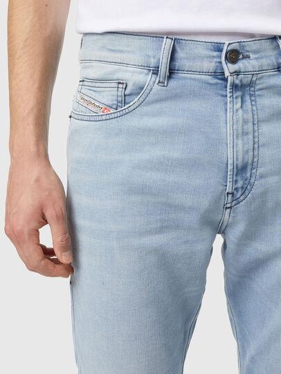 Diesel - D-Amny JoggJeans® Z69VL, Blu Chiaro - Jeans - Image 3