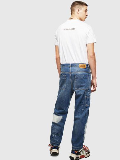Diesel - D-Franky 009CB, Blu medio - Jeans - Image 2