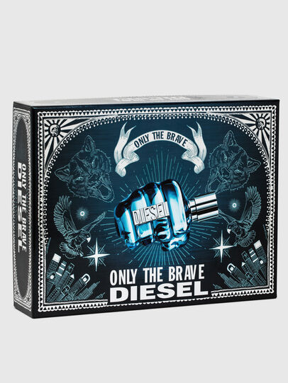 Diesel - ONLY THE BRAVE 75ML GIFT SET, Blu/Bianco - Only The Brave - Image 2