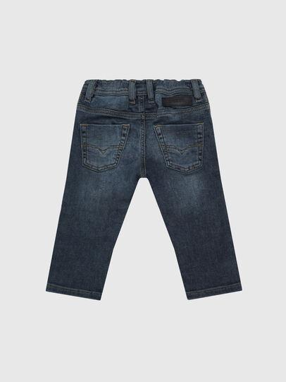 Diesel - KROOLEY-B JOGGJEANS-N, Blu Scuro - Jeans - Image 2