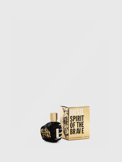 Diesel - SPIRIT OF THE BRAVE 35ML, Nero/Oro - Only The Brave - Image 1