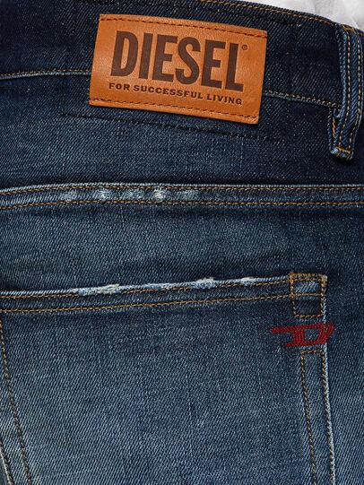 Diesel - D-Vider 0092I, Blu Scuro - Jeans - Image 4