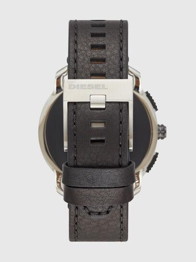 Diesel - DT2014, Nero/Argento - Smartwatches - Image 2