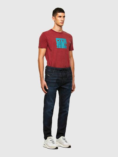 Diesel - KROOLEY JoggJeans® 069QF, Blu Scuro - Jeans - Image 5