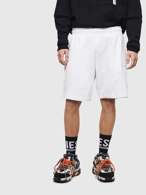 P-BOXIER, Bianco - Shorts