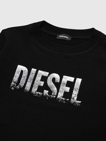 Diesel - SRALY, Nero - Felpe - Image 3