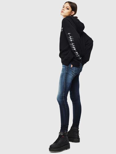 Diesel - Gracey JoggJeans 069JX, Blu Scuro - Jeans - Image 5
