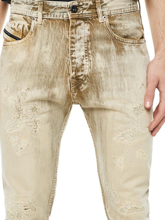 Diesel - TYPE-2880, Marrone Chiaro - Jeans - Image 4