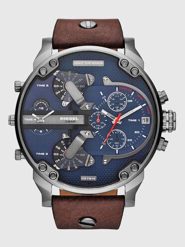 Mr. Daddy 2.0 orologio con quadrante multi-layer