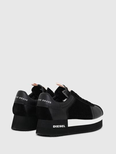 Diesel - S-PYAVE WEDGE, Nero - Sneakers - Image 3