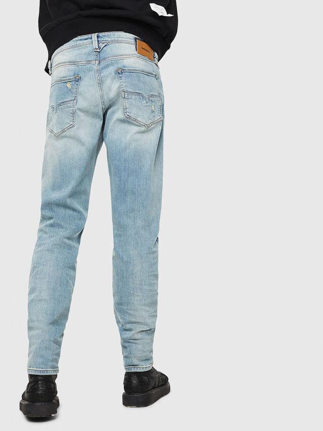 Diesel - Larkee-Beex 087AX, Blu Chiaro - Jeans - Image 2